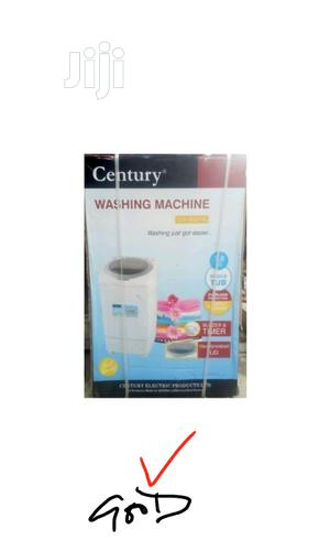 Century Washing Machine 7.8kg Single Tub With a Transparent | Home Appliances for sale in Lagos State, Ojo
