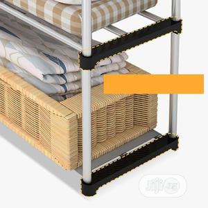 Wardrobe Cabinet Drawer Clothes Storage Storage Box-Gray | Furniture for sale in Lagos State, Ikorodu