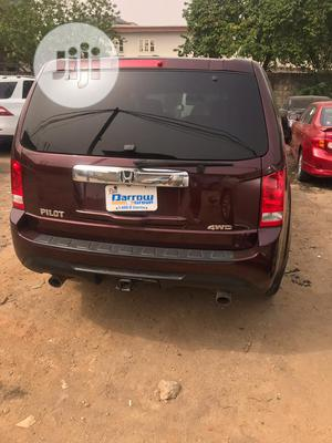Honda Pilot 2012 Red | Cars for sale in Lagos State, Isolo