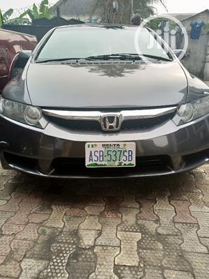 Honda Civic 2009 Gray | Cars for sale in Delta State, Warri