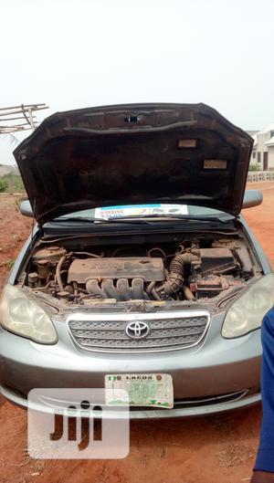Toyota Corolla 2006 LE Gray   Cars for sale in Ogun State, Ewekoro