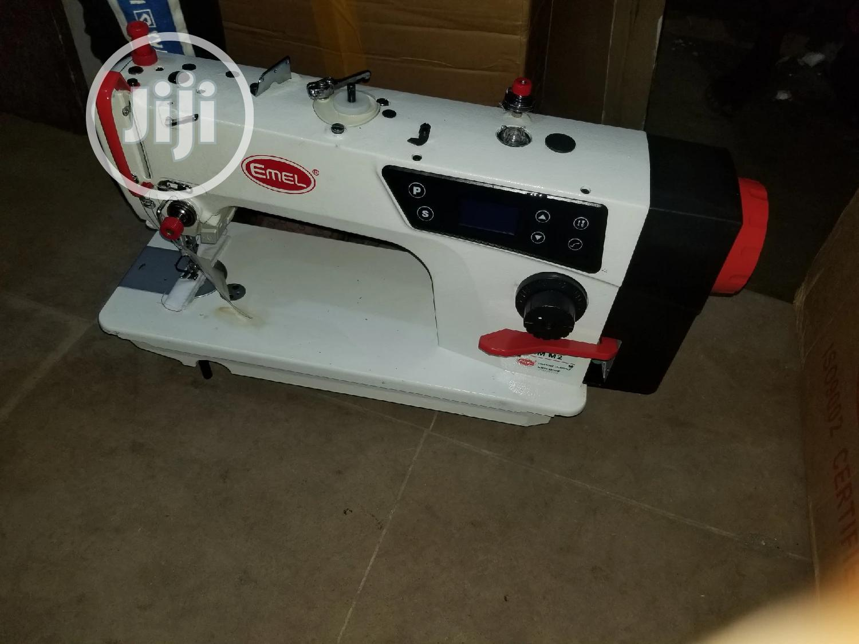 Emel Industrial Comuterized Sewing Machine   Manufacturing Equipment for sale in Lagos Island (Eko), Lagos State, Nigeria