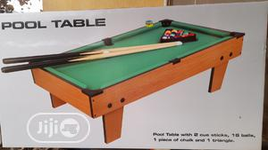 Snooker/ Pool Table   Sports Equipment for sale in Lagos State, Alimosho