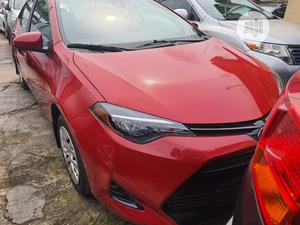 Toyota Corolla 2018 LE Eco (1.8L 4cyl 2A) Red   Cars for sale in Lagos State, Ikeja