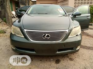 Lexus LS 2008 460 Green | Cars for sale in Lagos State, Amuwo-Odofin