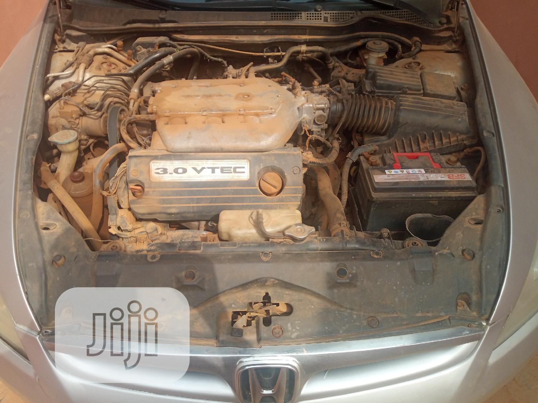 Honda Accord 2008 3.5 EX Automatic Gray | Cars for sale in Akure, Ondo State, Nigeria