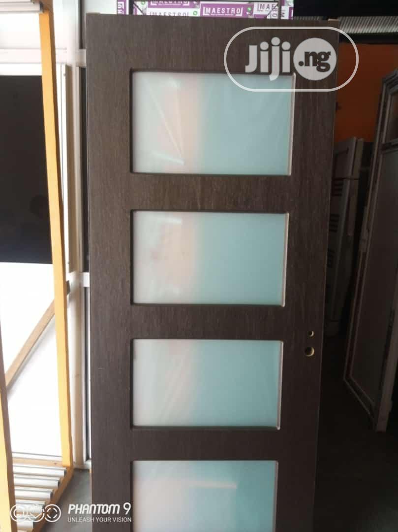 Archive: Wooden Glass Door
