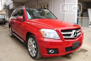 Mercedes-Benz GLK-Class 2011 350 4MATIC Red | Cars for sale in Lagos State, Isolo
