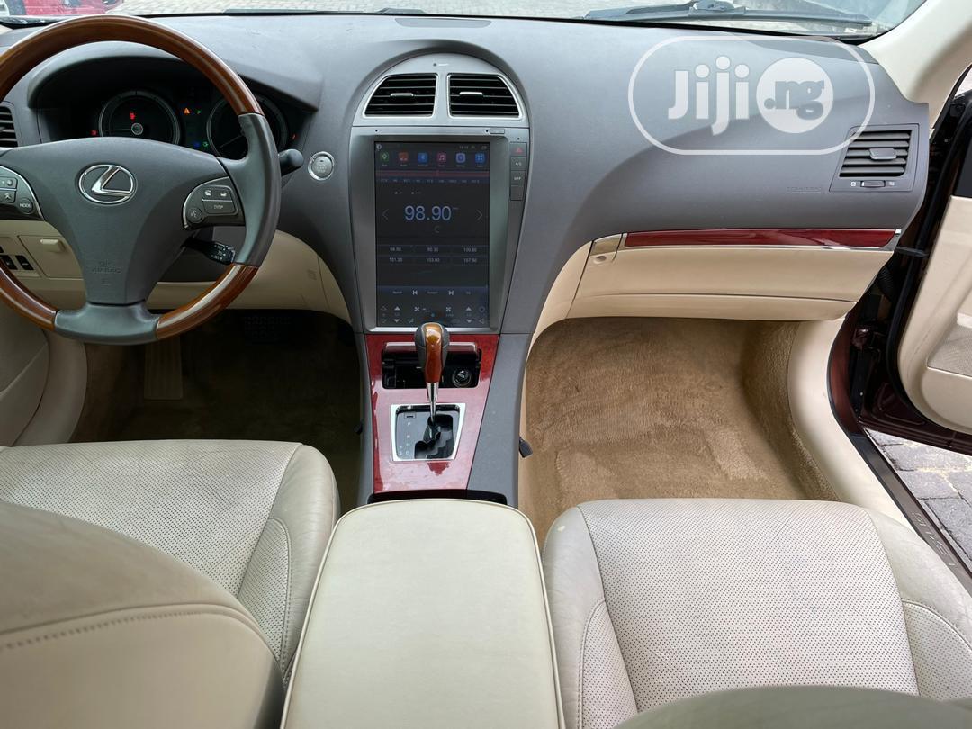 Archive: Lexus ES 2011 350