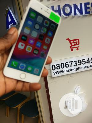 Apple iPhone 6 16 GB Silver | Mobile Phones for sale in Lagos State, Ojodu