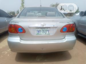 Toyota Corolla 2005 LE Silver | Cars for sale in Abuja (FCT) State, Apo District