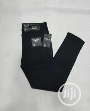 Classic Zara Black Jeans Trouser | Clothing for sale in Lagos State, Lagos Island (Eko)