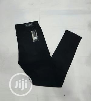 Classic Balmain Black Jeans Trouser | Clothing for sale in Lagos State, Lagos Island (Eko)