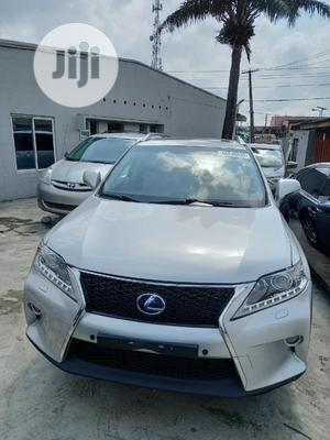 Lexus RX 2011 350 Silver | Cars for sale in Lagos State, Surulere