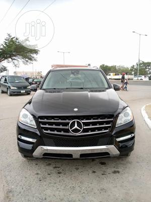 Mercedes-Benz M Class 2013 ML 350 4Matic Black | Cars for sale in Lagos State, Ajah