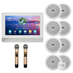 POP Ceiling Speaker Wifi Android Amplifier With Bluetoothetc   Audio & Music Equipment for sale in Lagos State, Magodo