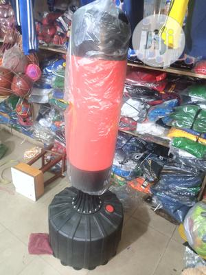 Punching Bag With Stand | Sports Equipment for sale in Lagos State, Lekki
