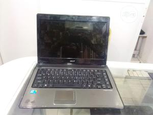 Laptop Acer Aspire 1 4GB Intel Core I5 HDD 320GB   Laptops & Computers for sale in Abuja (FCT) State, Wuse