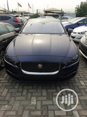 Jaguar XE 2017 Blue | Cars for sale in Lagos State, Lekki