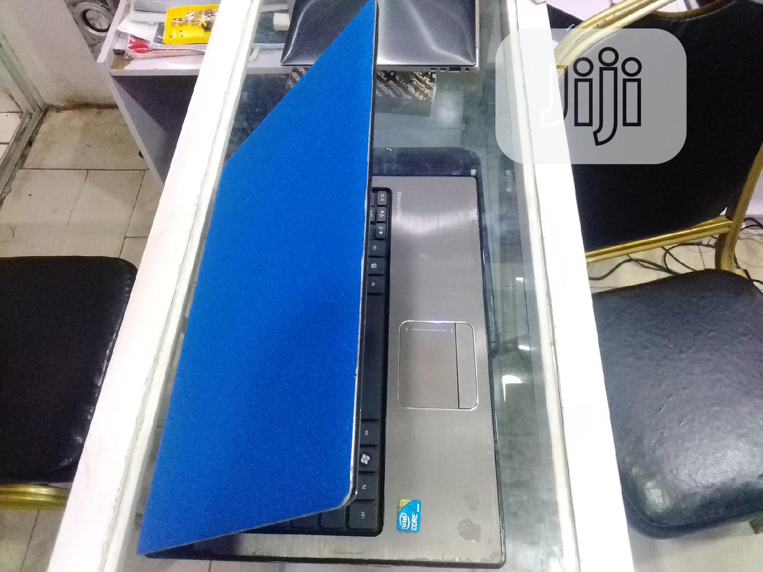 Laptop Acer Aspire 1 4GB Intel Core I5 HDD 320GB   Laptops & Computers for sale in Wuse, Abuja (FCT) State, Nigeria