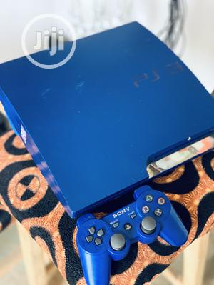 Royal Blue Slim PS3 With 10games   Video Game Consoles for sale in Oyo State, Ibadan