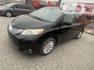 Toyota Sienna 2011 XLE 7 Passenger Black | Cars for sale in Lagos State, Ajah