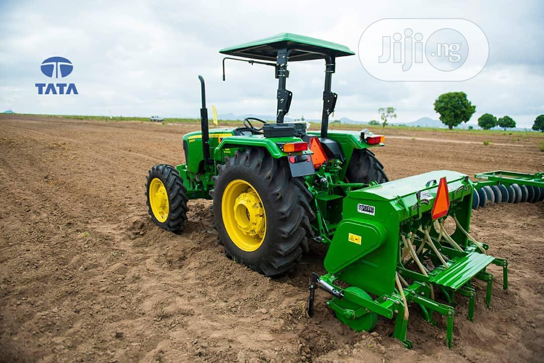 Archive: Brand New John Deere Tractor