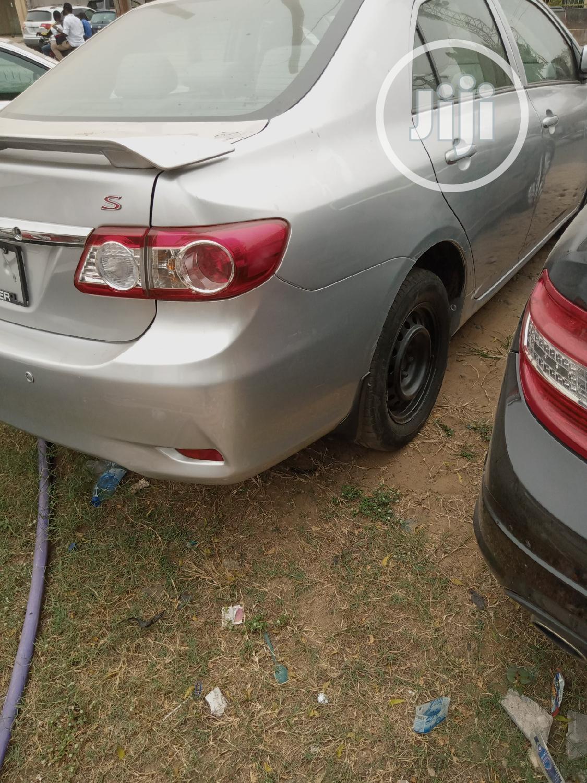 Archive: Toyota Corolla 2012 Silver