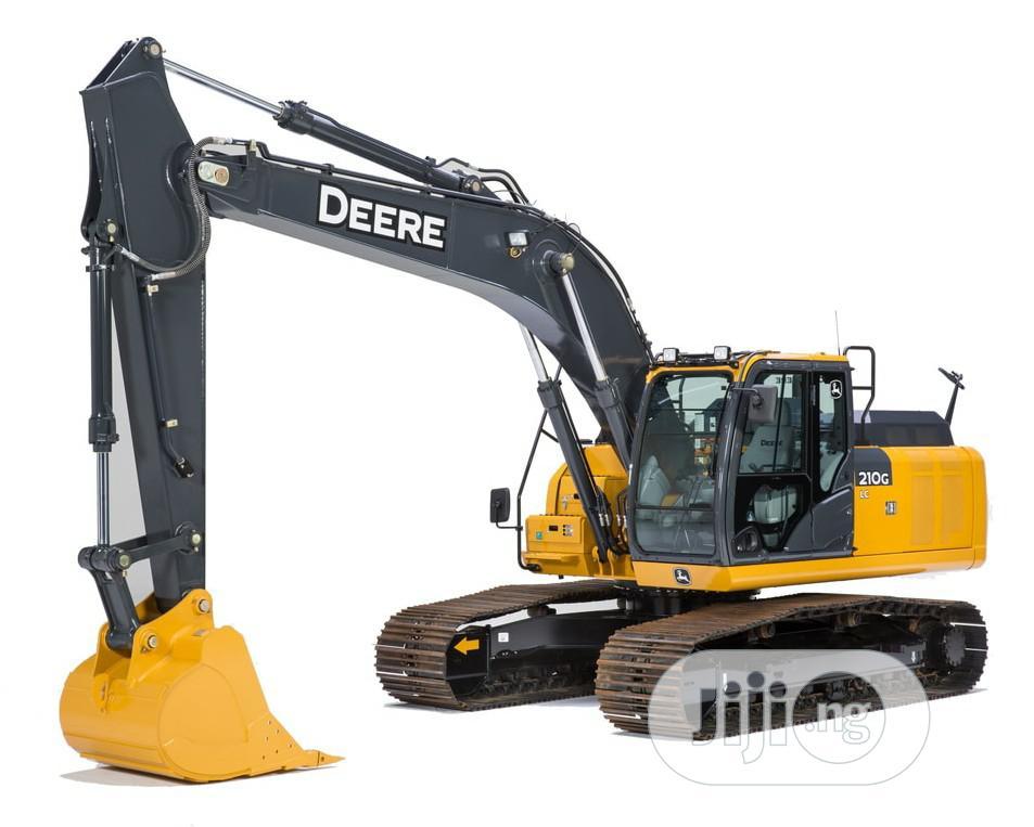 Brand New John Deere E210 Construction Forestry Equipment