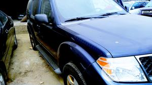 Nissan Pathfinder 2008 LE 4x4 Blue | Cars for sale in Lagos State, Isolo