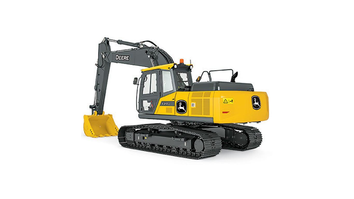 Brand New John Deere E210 Construction Forestry Equipment | Heavy Equipment for sale in Oshodi, Lagos State, Nigeria