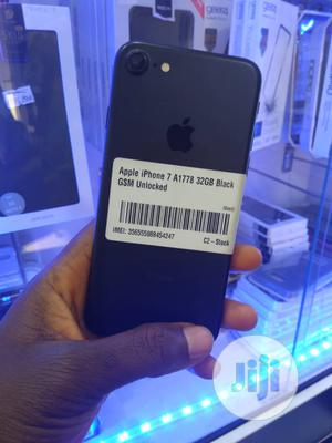 Apple iPhone 7 32 GB Black   Mobile Phones for sale in Lagos State, Amuwo-Odofin