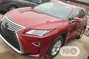 Lexus RX 2018 350 AWD Red | Cars for sale in Lagos State, Amuwo-Odofin