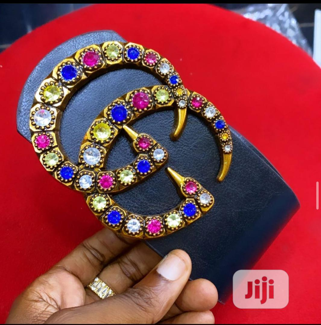 Archive: Gucci Belt