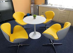 Yellow Adjustable Lounge Chair   Furniture for sale in Lagos State, Lekki