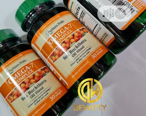Puritan's Pride Omega 7 Complex Sea Buckthorn Oil Blend   Vitamins & Supplements for sale in Lagos State, Amuwo-Odofin