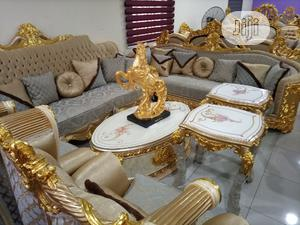 Royal Turkish Sofa's Chairs Complete With Center Tables   Furniture for sale in Lagos State, Lekki