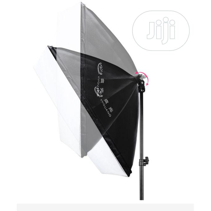 2 Pieces of Photo Camera Light Box With Tall Light Stand   Accessories & Supplies for Electronics for sale in Ajah, Lagos State, Nigeria