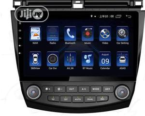 Honda Accord 2003-2008 GPRS Android Navigation System | Vehicle Parts & Accessories for sale in Lagos State, Ikoyi