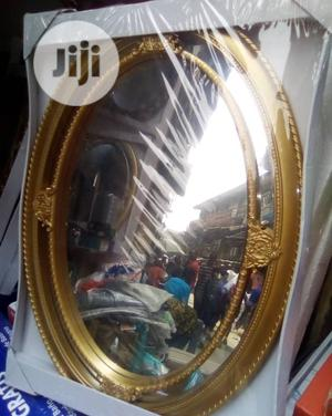 Portable Fancy Wall Mirror   Home Accessories for sale in Lagos State, Ojo
