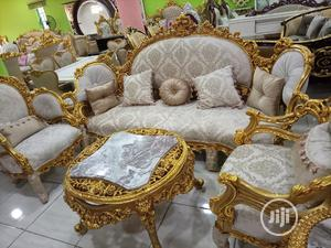 Complete Set of Turkey Royal Sofas Chair   Furniture for sale in Lagos State, Ajah