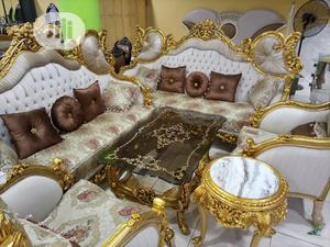Complete Set of Turkey Royal Sofas Chair   Furniture for sale in Lagos State, Yaba