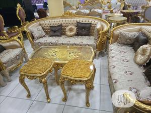 Complete Set of Turkey Royal Sofas Chair   Furniture for sale in Lagos State, Ojo