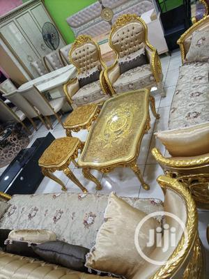 Set of Turkey Royal Sofas Chair   Furniture for sale in Lagos State, Ajah