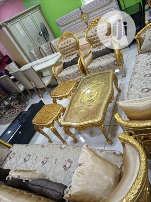 Complete Set of Turkey Royal Sofas Chair   Furniture for sale in Lagos State, Surulere