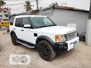 Land Rover LR3 2007 HSE White | Cars for sale in Lagos State, Ikeja