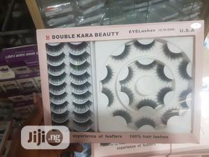 USA Double Kara Human Hair Lash | Makeup for sale in Lagos State, Amuwo-Odofin