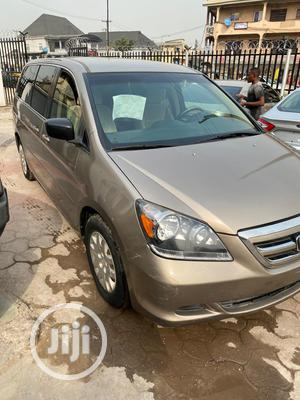 Honda Odyssey 2006 Gold   Cars for sale in Lagos State, Amuwo-Odofin