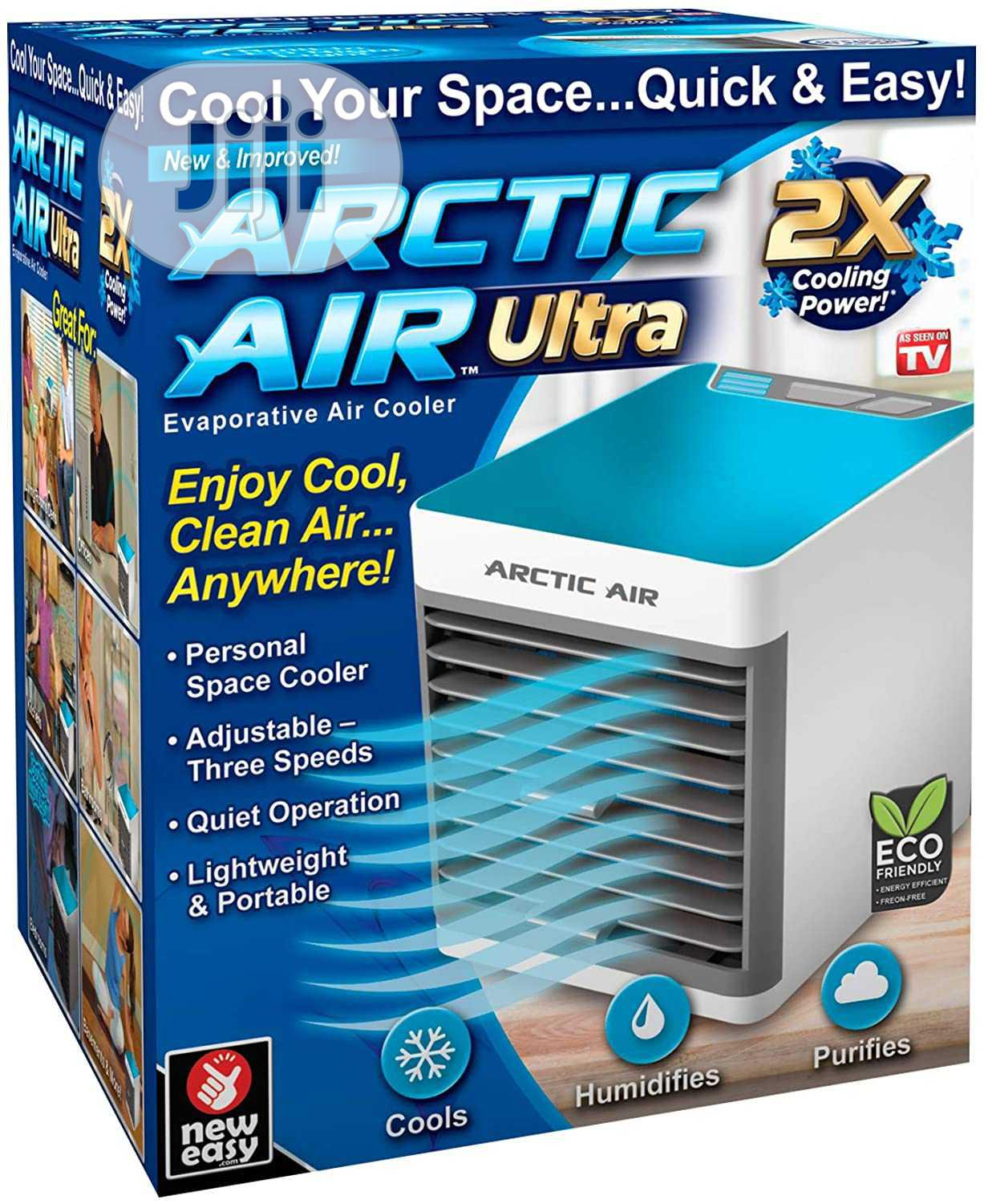 Actic Air Ultra Air Cooling, Humidifier And Air Purifier