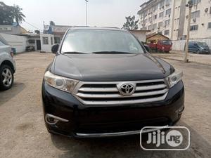 Toyota Highlander 2013 Limited 3.5L 2WD Black | Cars for sale in Lagos State, Ikeja